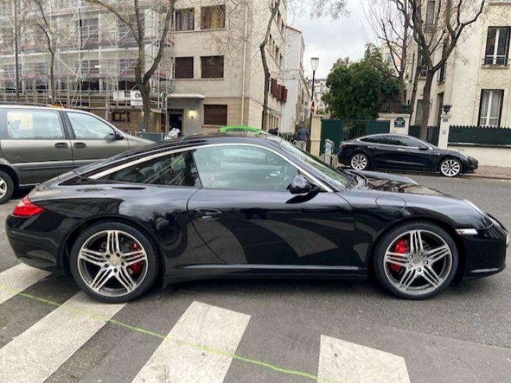 Porsche 997 PORSCEHE 997 TARGA 4S PDK 1ERE MAIN 28300 KMS Noir - 8