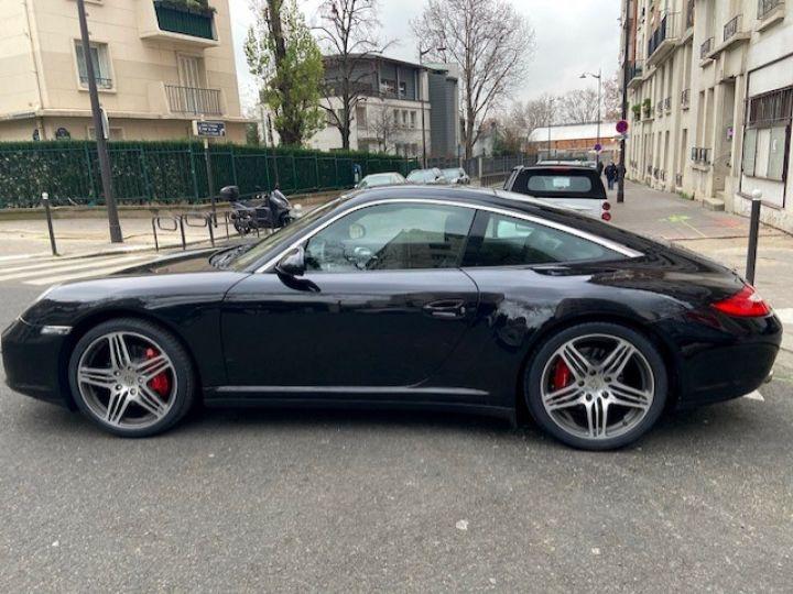 Porsche 997 PORSCEHE 997 TARGA 4S PDK 1ERE MAIN 28300 KMS Noir - 10
