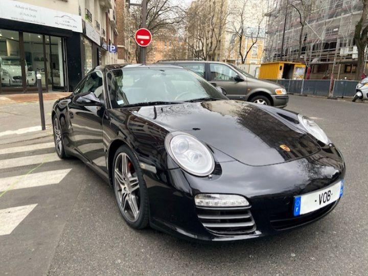 Porsche 997 PORSCEHE 997 TARGA 4S PDK 1ERE MAIN 28300 KMS Noir - 3