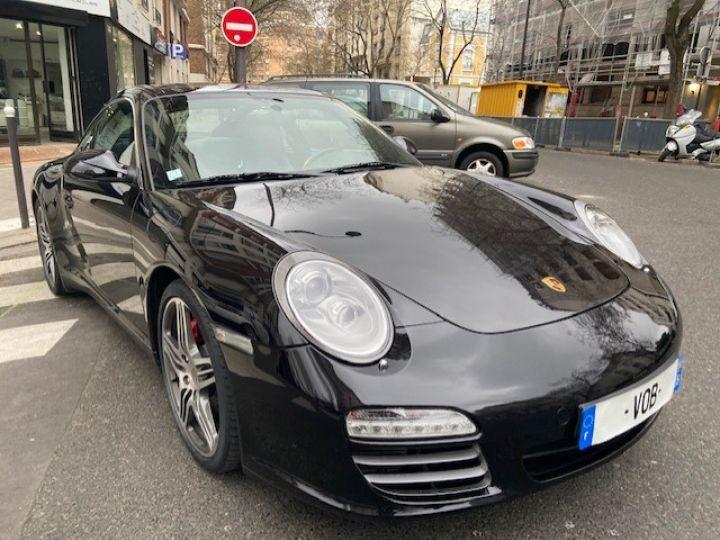 Porsche 997 PORSCEHE 997 TARGA 4S PDK 1ERE MAIN 28300 KMS Noir - 15