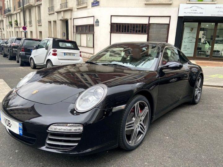 Porsche 997 PORSCEHE 997 TARGA 4S PDK 1ERE MAIN 28300 KMS Noir - 2