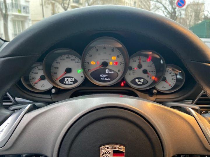 Porsche 997 PORSCEHE 997 TARGA 4S PDK 1ERE MAIN 28300 KMS Noir - 29