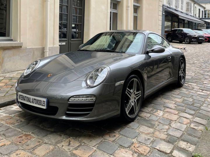 Porsche 997 PORSCHE 911 (2) 3.8 385 CARRERA 4S PDK Gris - 1