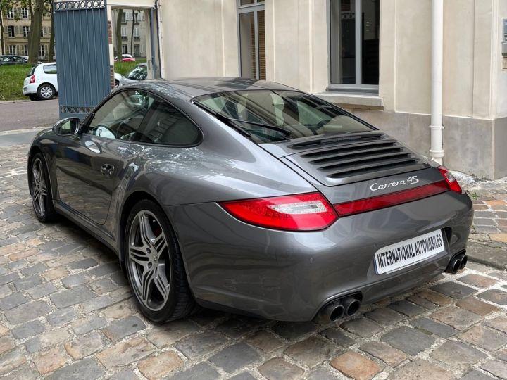 Porsche 997 PORSCHE 911 (2) 3.8 385 CARRERA 4S PDK Gris - 6