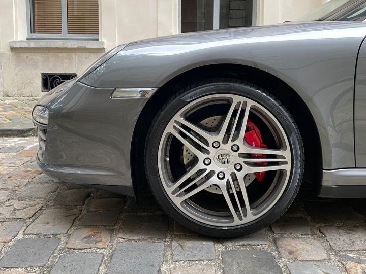 Porsche 997 PORSCHE 911 (2) 3.8 385 CARRERA 4S PDK Gris - 7