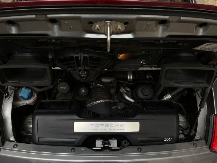 Porsche 997 PORSCHE 911 (2) 3.8 385 CARRERA 4S PDK Gris - 8