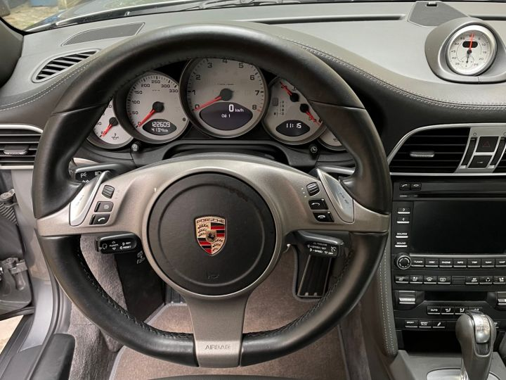 Porsche 997 PORSCHE 911 (2) 3.8 385 CARRERA 4S PDK Gris - 13