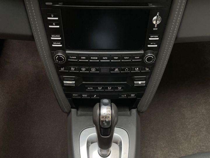 Porsche 997 PORSCHE 911 (2) 3.8 385 CARRERA 4S PDK Gris - 14