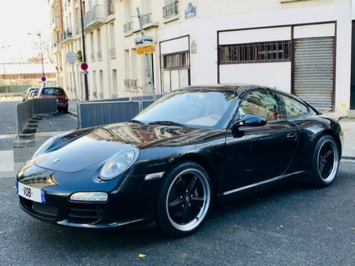 Porsche 997 PORSCHE 997 CARRERA 3.6 345 CV SUPERBE Noir - 5