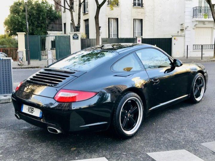 Porsche 997 PORSCHE 997 CARRERA 3.6 345 CV SUPERBE Noir - 9