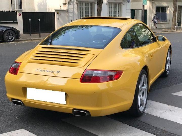 Porsche 997 PORSCHE 997 CARRERA 4 325CV ETAT NEUF Jaune - 2