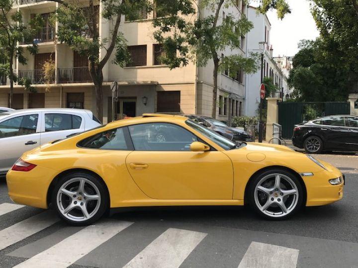 Porsche 997 PORSCHE 997 CARRERA 4 325CV ETAT NEUF Jaune - 7