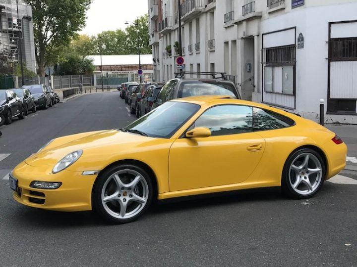 Porsche 997 PORSCHE 997 CARRERA 4 325CV ETAT NEUF Jaune - 1