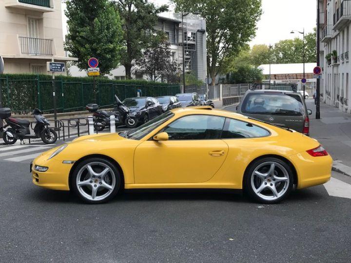 Porsche 997 PORSCHE 997 CARRERA 4 325CV ETAT NEUF Jaune - 8