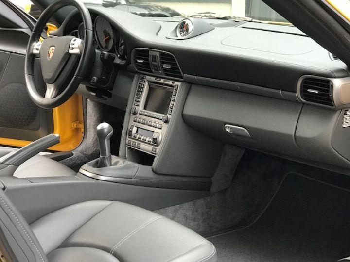 Porsche 997 PORSCHE 997 CARRERA 4 325CV ETAT NEUF Jaune - 14
