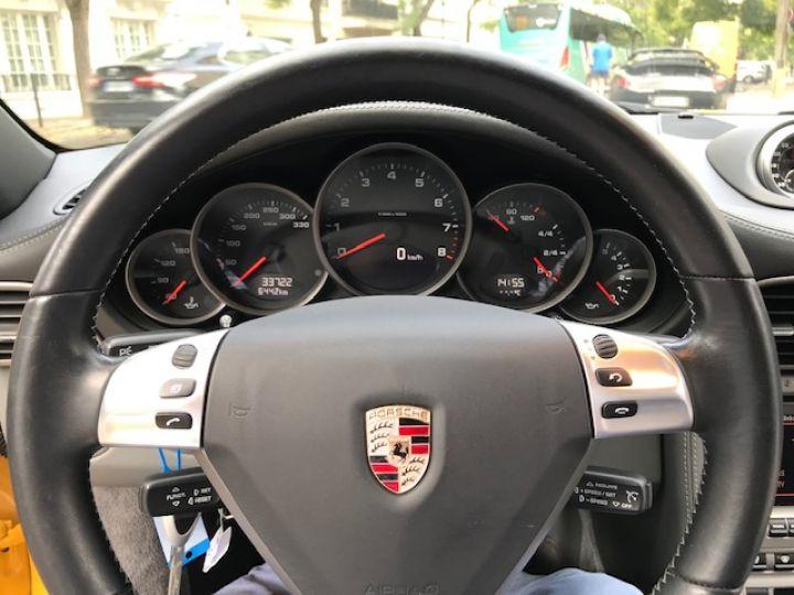 Porsche 997 PORSCHE 997 CARRERA 4 325CV ETAT NEUF Jaune - 13