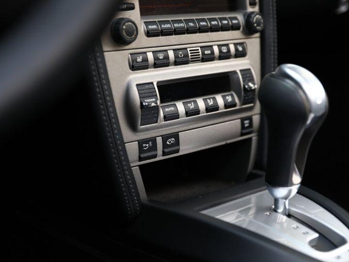 Porsche 997 PORSCHE 997 CARRERA 4 CABRIOLET PSE 1ERE MAIN Noir - 10