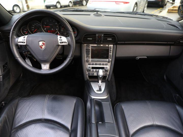 Porsche 997 PORSCHE 997 CARRERA 4 CABRIOLET PSE 1ERE MAIN Noir - 11