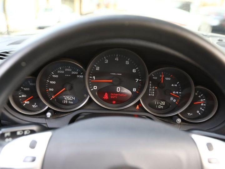 Porsche 997 PORSCHE 997 CARRERA 4 CABRIOLET PSE 1ERE MAIN Noir - 15