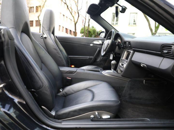 Porsche 997 PORSCHE 997 CARRERA 4 CABRIOLET PSE 1ERE MAIN Noir - 21