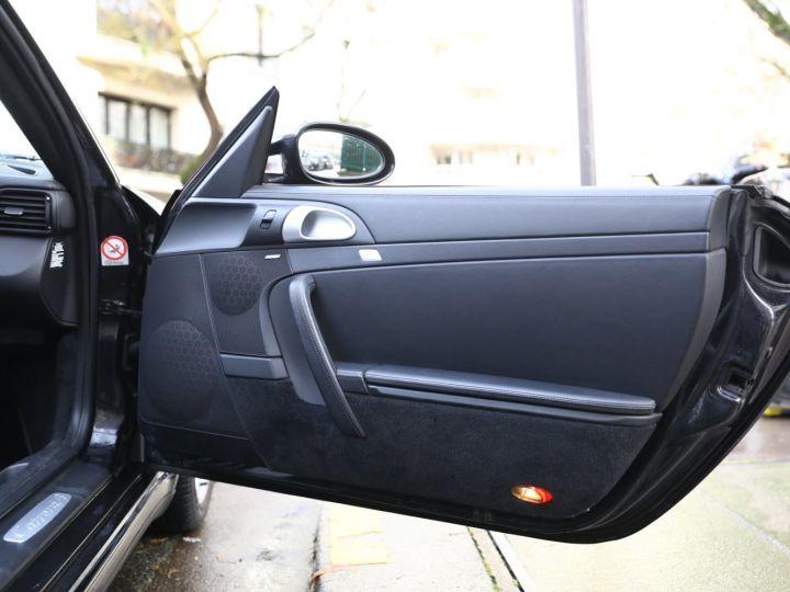 Porsche 997 PORSCHE 997 CARRERA 4 CABRIOLET PSE 1ERE MAIN Noir - 24