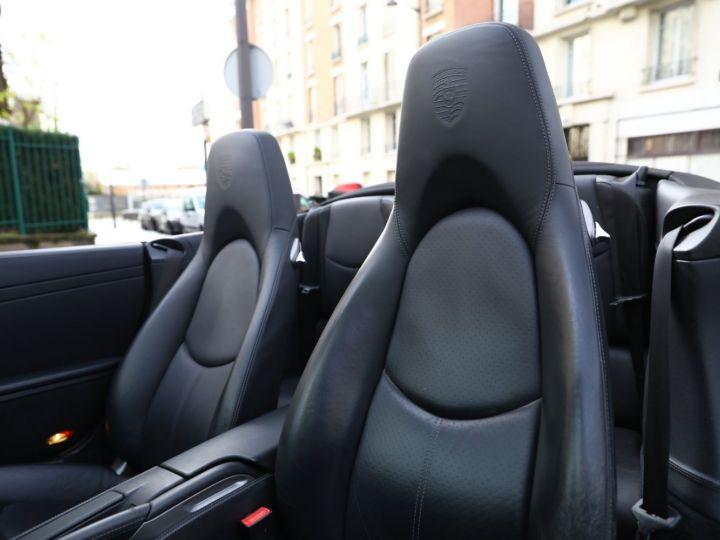 Porsche 997 PORSCHE 997 CARRERA 4 CABRIOLET PSE 1ERE MAIN Noir - 25