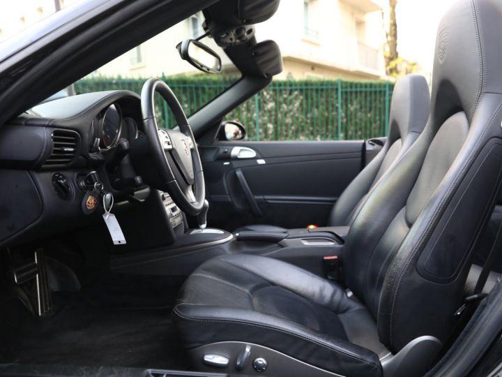 Porsche 997 PORSCHE 997 CARRERA 4 CABRIOLET PSE 1ERE MAIN Noir - 27