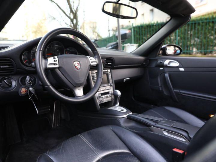 Porsche 997 PORSCHE 997 CARRERA 4 CABRIOLET PSE 1ERE MAIN Noir - 28