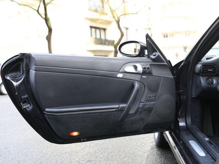 Porsche 997 PORSCHE 997 CARRERA 4 CABRIOLET PSE 1ERE MAIN Noir - 29