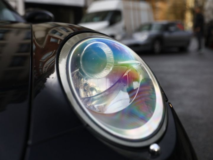 Porsche 997 PORSCHE 997 CARRERA 4 CABRIOLET PSE 1ERE MAIN Noir - 30