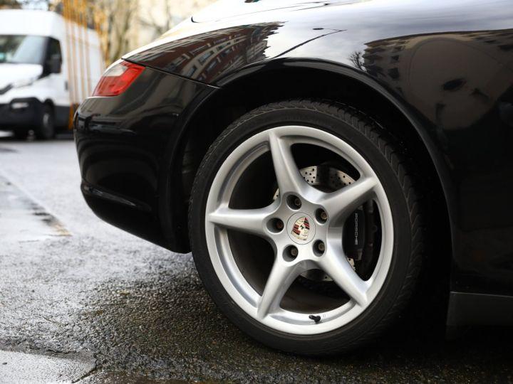 Porsche 997 PORSCHE 997 CARRERA 4 CABRIOLET PSE 1ERE MAIN Noir - 32