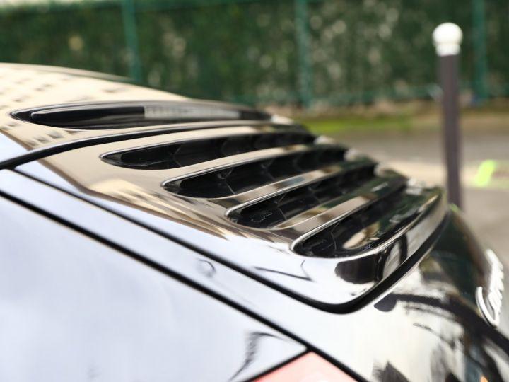 Porsche 997 PORSCHE 997 CARRERA 4 CABRIOLET PSE 1ERE MAIN Noir - 34