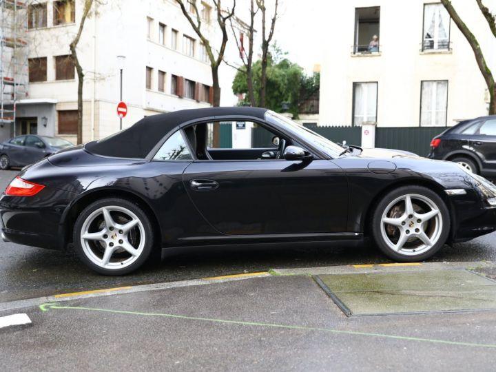 Porsche 997 PORSCHE 997 CARRERA 4 CABRIOLET PSE 1ERE MAIN Noir - 12