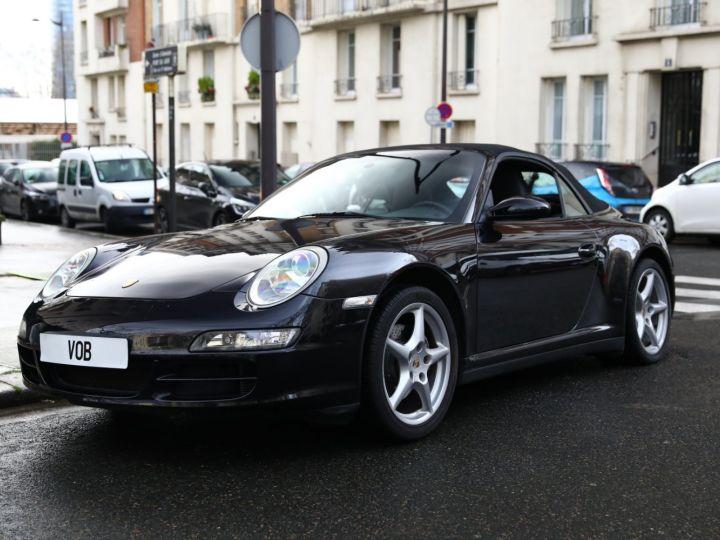Porsche 997 PORSCHE 997 CARRERA 4 CABRIOLET PSE 1ERE MAIN Noir - 22