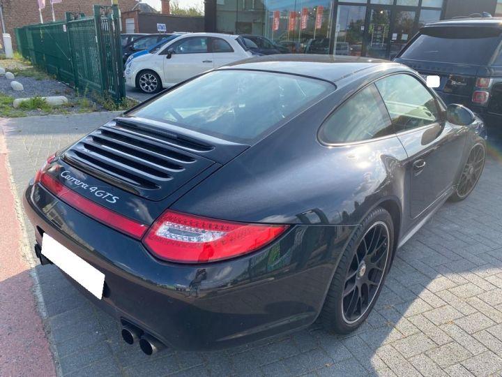 Porsche 997 PORSCHE 997 CARRERA 4 GTS 35000 KMS EN ETAT NEUF Noir - 3