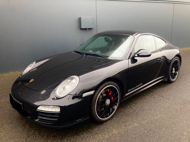 Porsche 997 PORSCHE 997 CARRERA 4 GTS 35000 KMS EN ETAT NEUF Noir - 1