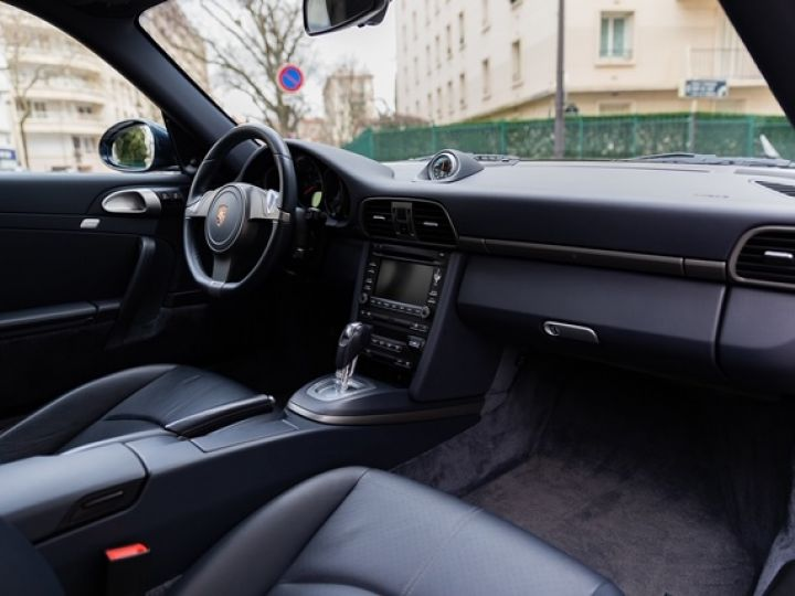 Porsche 997 Porsche 997 CARRERA 4 PDK 3.6 345 CV Bleu Nuit - 11