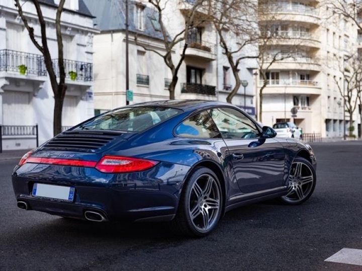 Porsche 997 Porsche 997 CARRERA 4 PDK 3.6 345 CV Bleu Nuit - 2