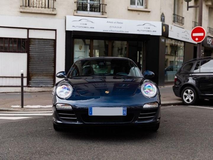 Porsche 997 Porsche 997 CARRERA 4 PDK 3.6 345 CV Bleu Nuit - 7