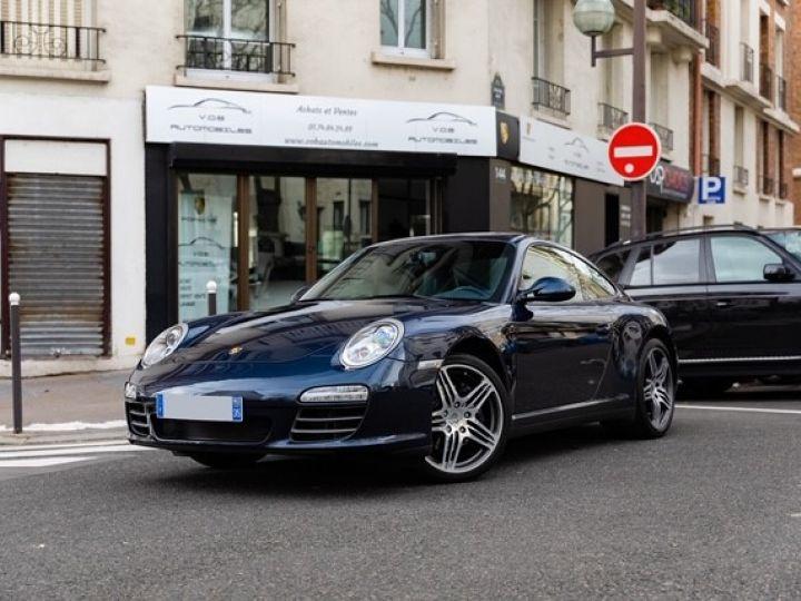 Porsche 997 Porsche 997 CARRERA 4 PDK 3.6 345 CV Bleu Nuit - 8