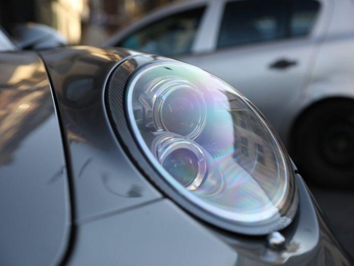Porsche 997 PORSCHE 997 CARRERA 4 PDK CABRIOLET /FULL /PSE/ CHRONO 2011 Gris Meteor - 9