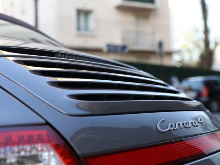 Porsche 997 PORSCHE 997 CARRERA 4 PDK CABRIOLET /FULL /PSE/ CHRONO 2011 Gris Meteor - 16