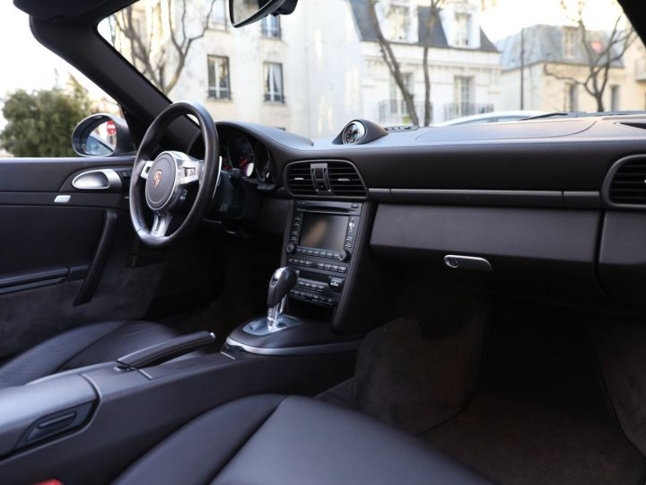 Porsche 997 PORSCHE 997 CARRERA 4 PDK CABRIOLET /FULL /PSE/ CHRONO 2011 Gris Meteor - 23