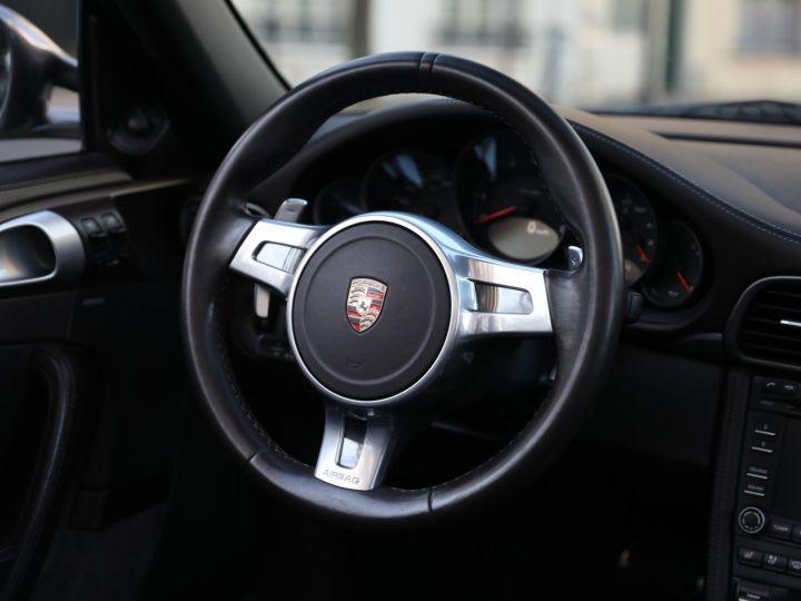 Porsche 997 PORSCHE 997 CARRERA 4 PDK CABRIOLET /FULL /PSE/ CHRONO 2011 Gris Meteor - 27