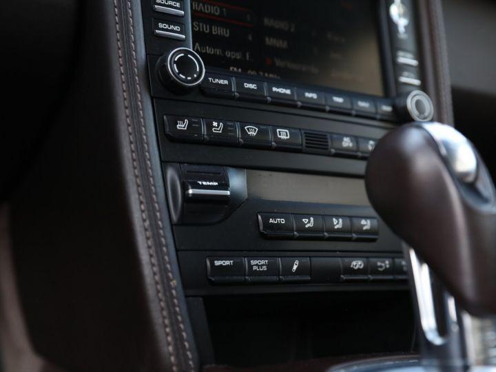 Porsche 997 PORSCHE 997 CARRERA 4 PDK CABRIOLET /FULL /PSE/ CHRONO 2011 Gris Meteor - 30