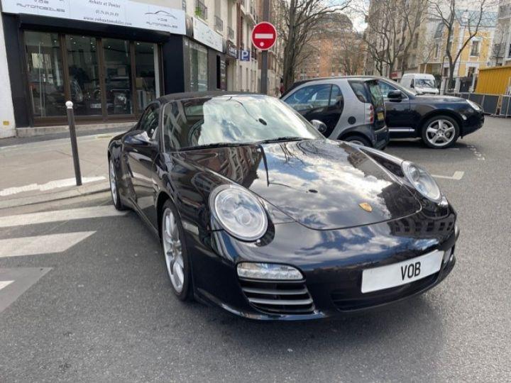 Porsche 997 PORSCHE 997 CARRERA 4S CABRIOLET 3.8 385 CV/PDK /PSE/ CHRONO /FULL Noir - 3