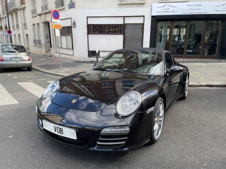 Porsche 997 PORSCHE 997 CARRERA 4S CABRIOLET 3.8 385 CV/PDK /PSE/ CHRONO /FULL Noir - 5