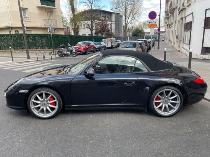 Porsche 997 PORSCHE 997 CARRERA 4S CABRIOLET 3.8 385 CV/PDK /PSE/ CHRONO /FULL Noir - 10