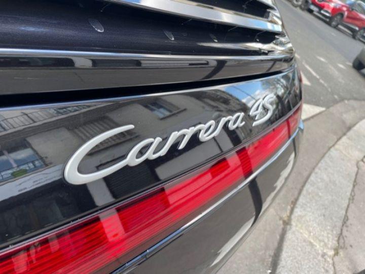 Porsche 997 PORSCHE 997 CARRERA 4S CABRIOLET 3.8 385 CV/PDK /PSE/ CHRONO /FULL Noir - 11