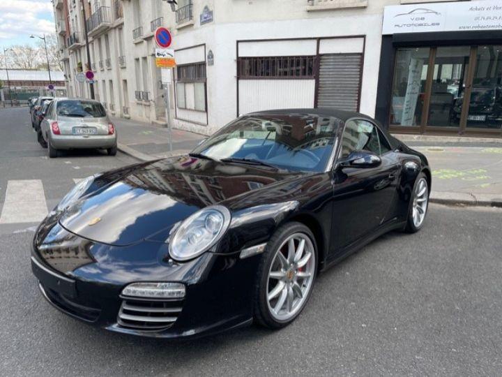 Porsche 997 PORSCHE 997 CARRERA 4S CABRIOLET 3.8 385 CV/PDK /PSE/ CHRONO /FULL Noir - 1